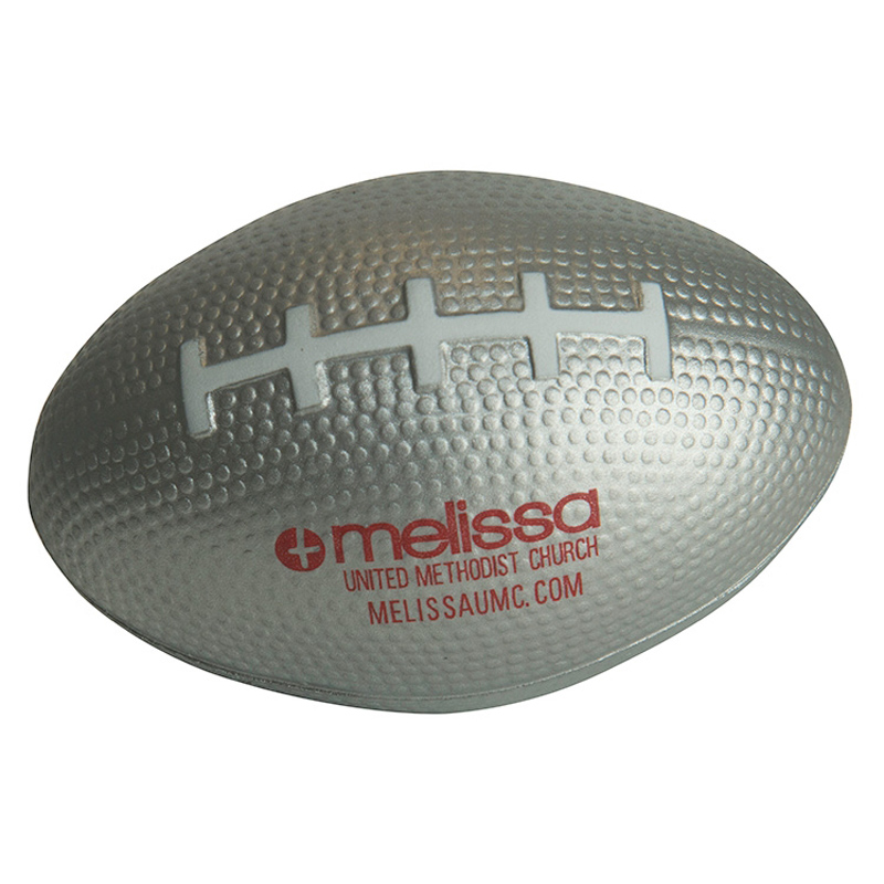 3.5 inch Football Squeezie