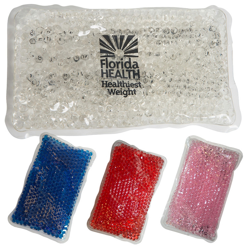 Gel Beads Hot/Cold Pack Rectangle