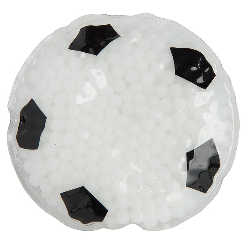 Gel Beads Hot/Cold Pack Soccer Ball