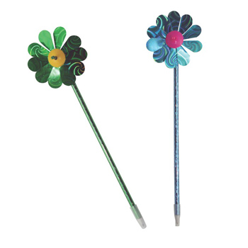 Flower Pinwheel Pen