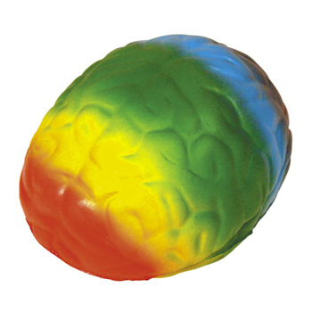 Rainbow Brain Squeezies