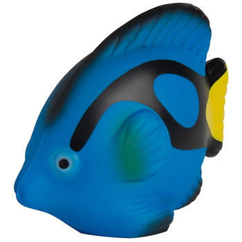Blue Tang Fish Squeezies Stress Reliever