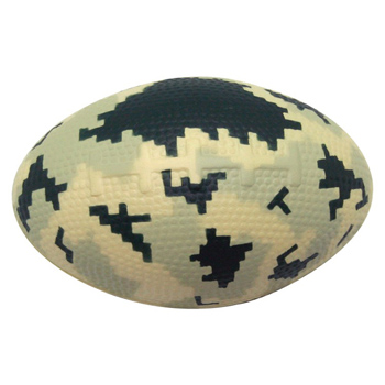 Digital Camo Football Squeezie