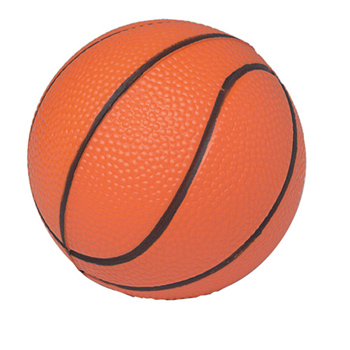 "4.5"" Basketball Squeezies"
