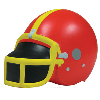 Football Helmet Squeezies