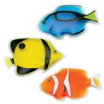 Tropical Fish Chill Patches