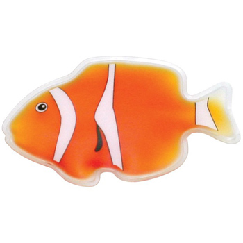 Orange Clown Fish Chill Patch