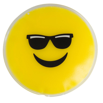 Mr Cool Emoji Chill Patch