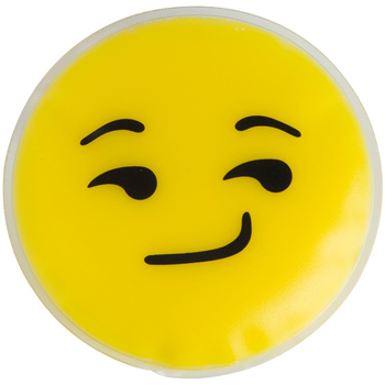 Smirk Emoji Chill Patch