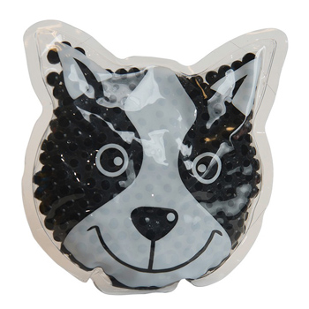 Gel Beads Hot/Cold Pack Doggie