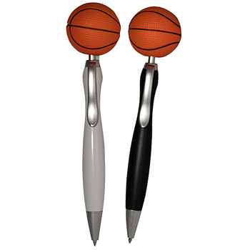 Basketball Top Click Pen